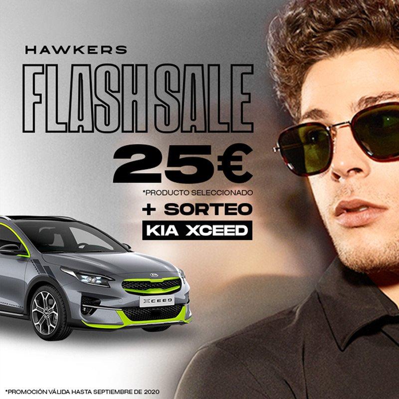 Promociones Hawkers El Rosal