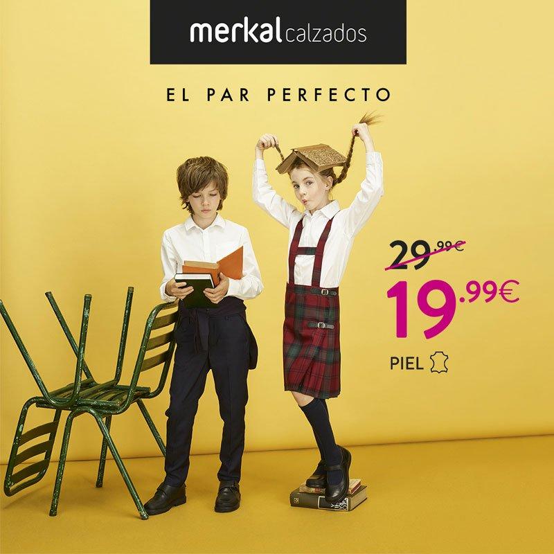 Promociones Merkal Calzados El Rosal