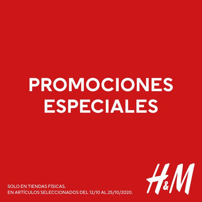 Promociones H&M El Rosal